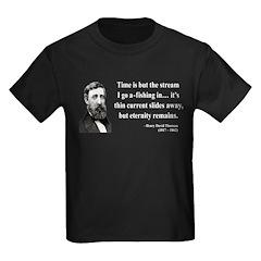 Henry David Thoreau 7 T