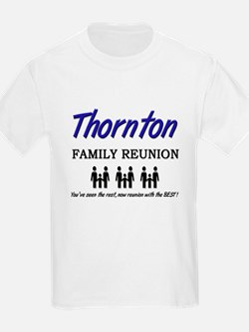 Thornton Family Reunion T-Shirt
