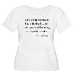 Henry David Thoreau 7 T-Shirt