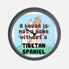 Tibbie Home Wall Clock