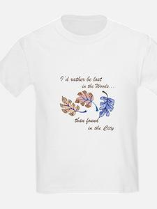 PACIFIC ISLAND LEAVES T-Shirt
