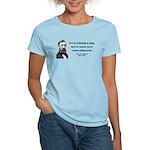 Henry David Thoreau 8 Women's Light T-Shirt