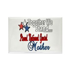 National Guard Mommy Rectangle Magnet (10 pack)