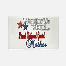 National Guard Mommy Rectangle Magnet