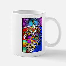 Psychedelic Doodle Mug