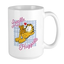 Lovable & Huggable Mug