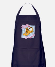 Lovable & Huggable Apron (dark)