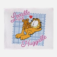 Lovable & Huggable Throw Blanket