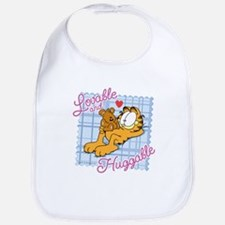 Lovable & Huggable Bib