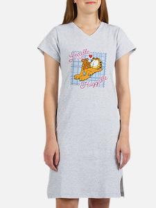 Lovable & Huggable Women's Nightshirt