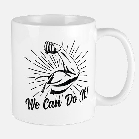 We Can Do It! Mugs