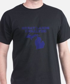 Great Lakes Unsalted T-Shirt