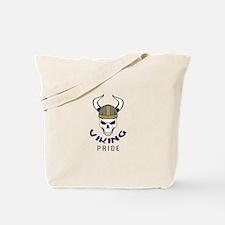 VIKING PRIDE Tote Bag