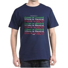 Electricians Colors T-Shirt