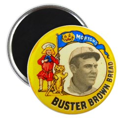 "Buster Brown Bread #1 2.25"" Magnet (100 pack)"