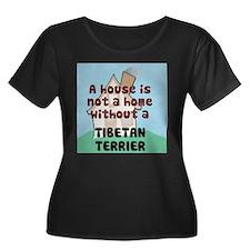 Tibetan Terrier Home T