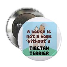 Tibetan Terrier Home Button