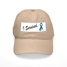 I Survived Ovarian Cancer Cap