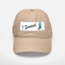 I Survived Ovarian Cancer Hat