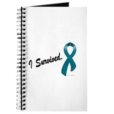 I Survived Ovarian Cancer Journal