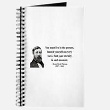 Henry David Thoreau 9 Journal