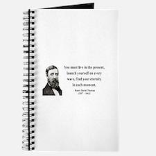Henry David Thoreau 9 Journal