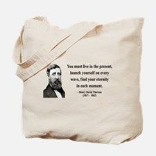 Henry David Thoreau 9 Tote Bag