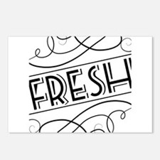 Fresh Postcards (Package of 8)