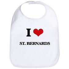 I love St. Bernards Bib