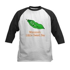 Mummu's Sweet Pea Baseball Jersey