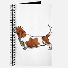 bassett hound Journal