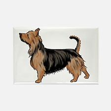 australian terrier Magnets