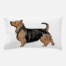 australian terrier Pillow Case