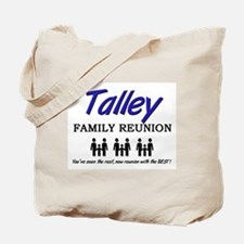 Talley Family Reunion Tote Bag