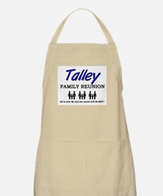 Talley Family Reunion BBQ Apron