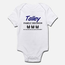 Talley Family Reunion Infant Bodysuit