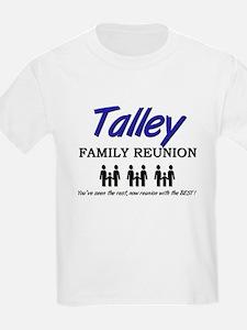 Talley Family Reunion T-Shirt