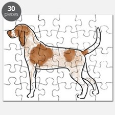 american english coonhound Puzzle