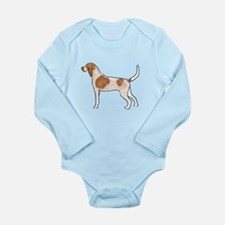 american english coonhound Body Suit