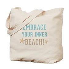 Your Inner Beach Tote Bag