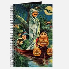 Halloween Boat Ride Journal