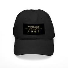 Vintage 1965 Birth Year Baseball Cap