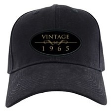 Vintage 1965 Birth Year Baseball Hat