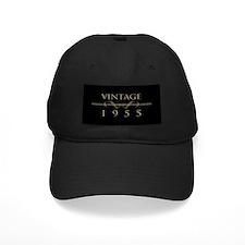 Vintage 1955 Birth Year Baseball Cap