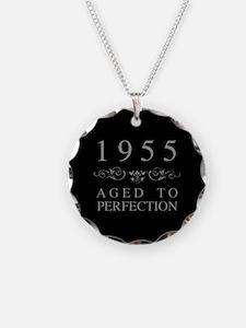 Vintage 1955 Birth Year Necklace