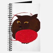 Cute Havana brown Journal