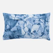 Hydrangea Flower Pillow Case