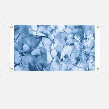 Hydrangea Flower Banner