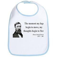Henry David Thoreau 10 Bib