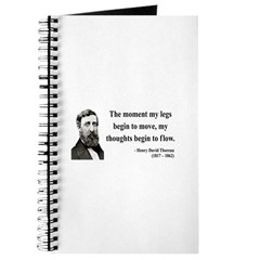 Henry David Thoreau 10 Journal